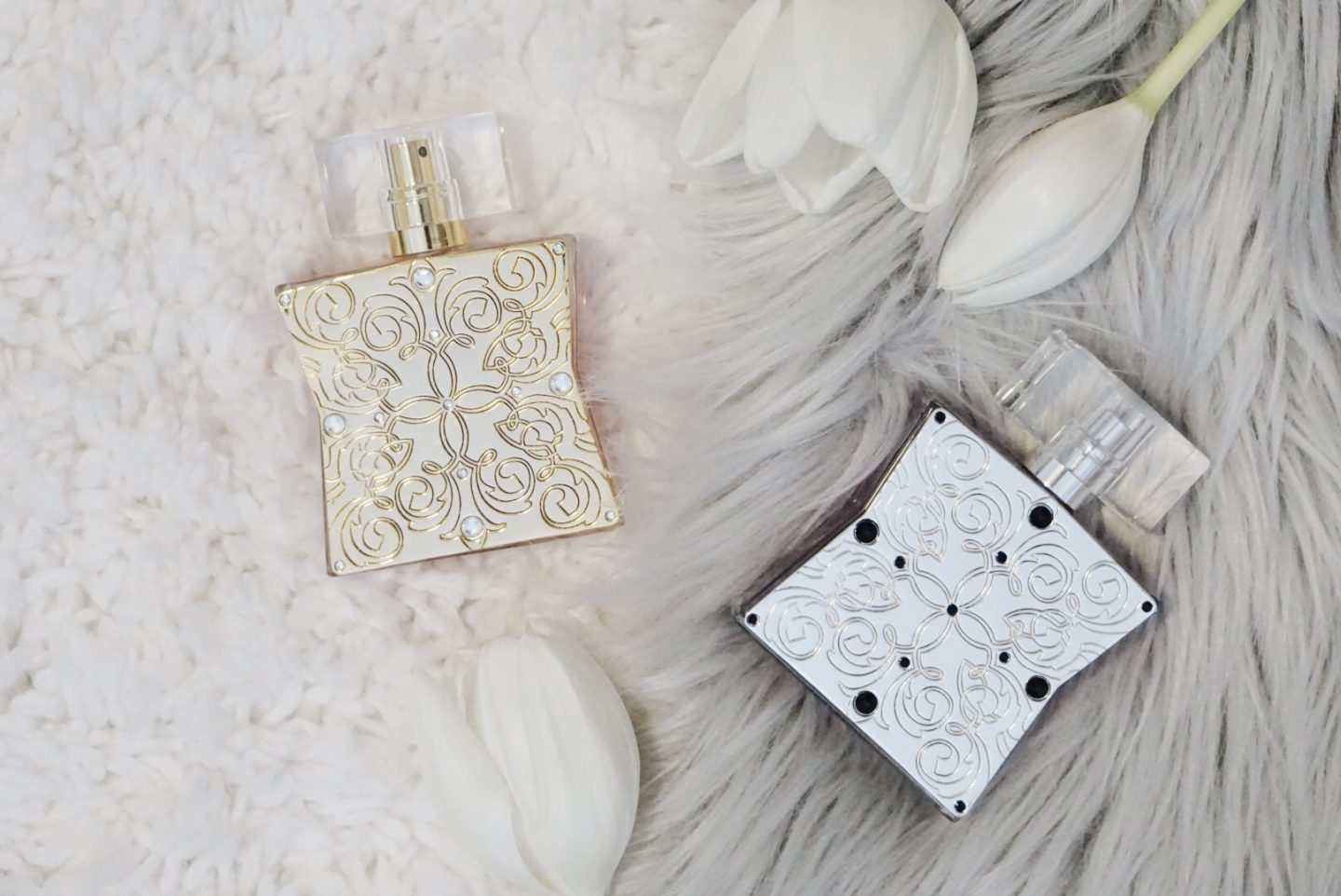 Lace and Lace Noir Perfumes