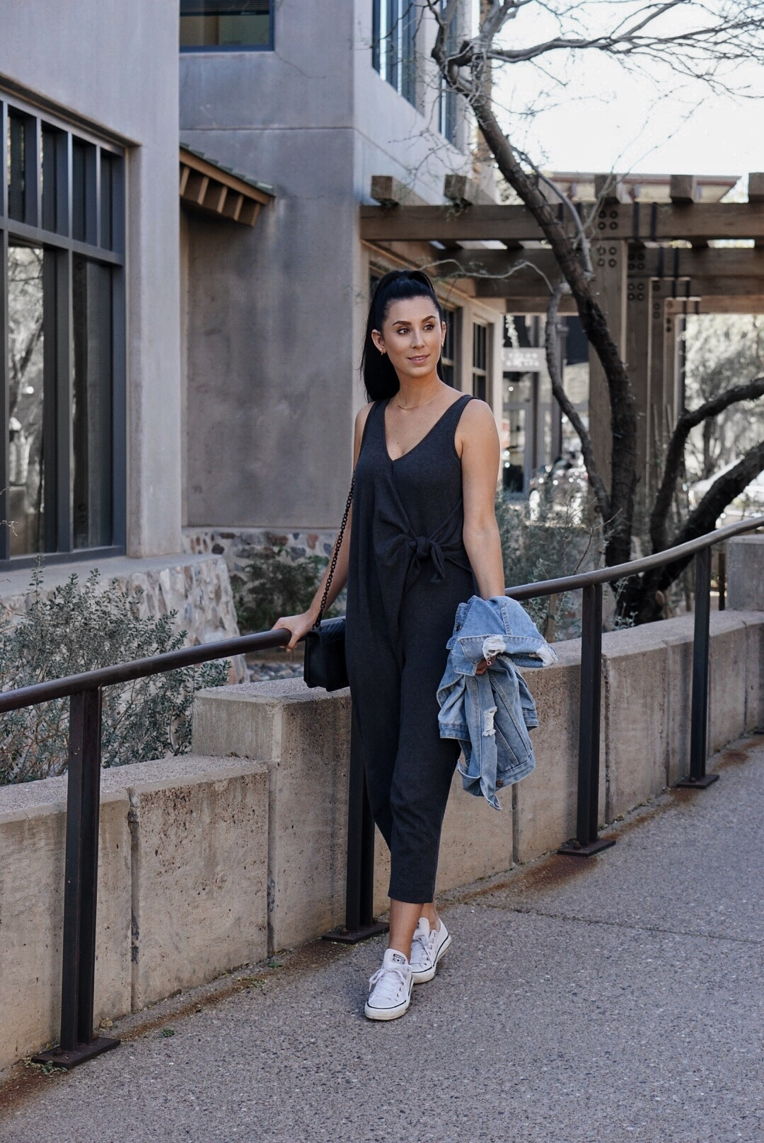 The Perfect Anthropologie Jumpsuit