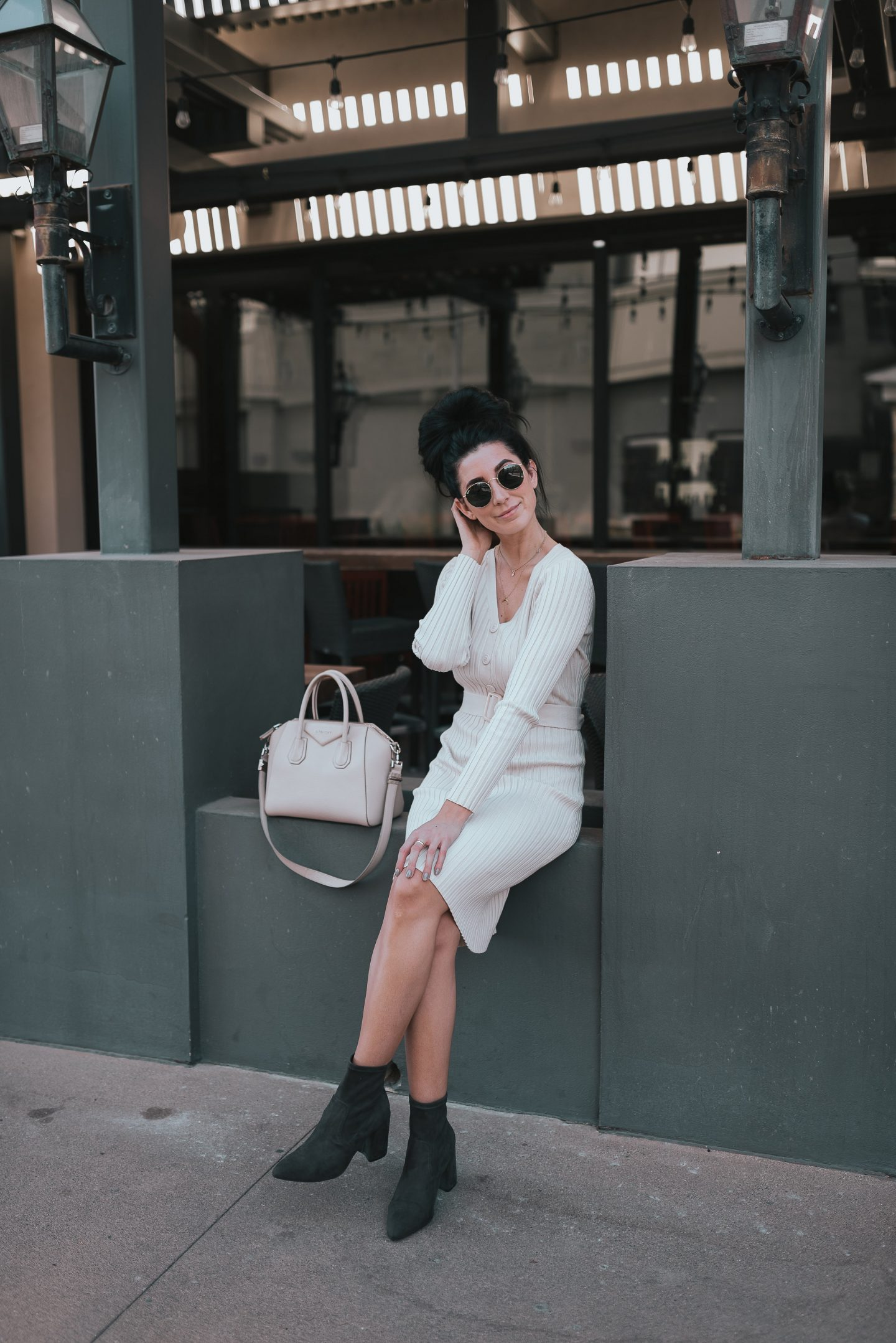 Perfect Knit Dress | Fall Style