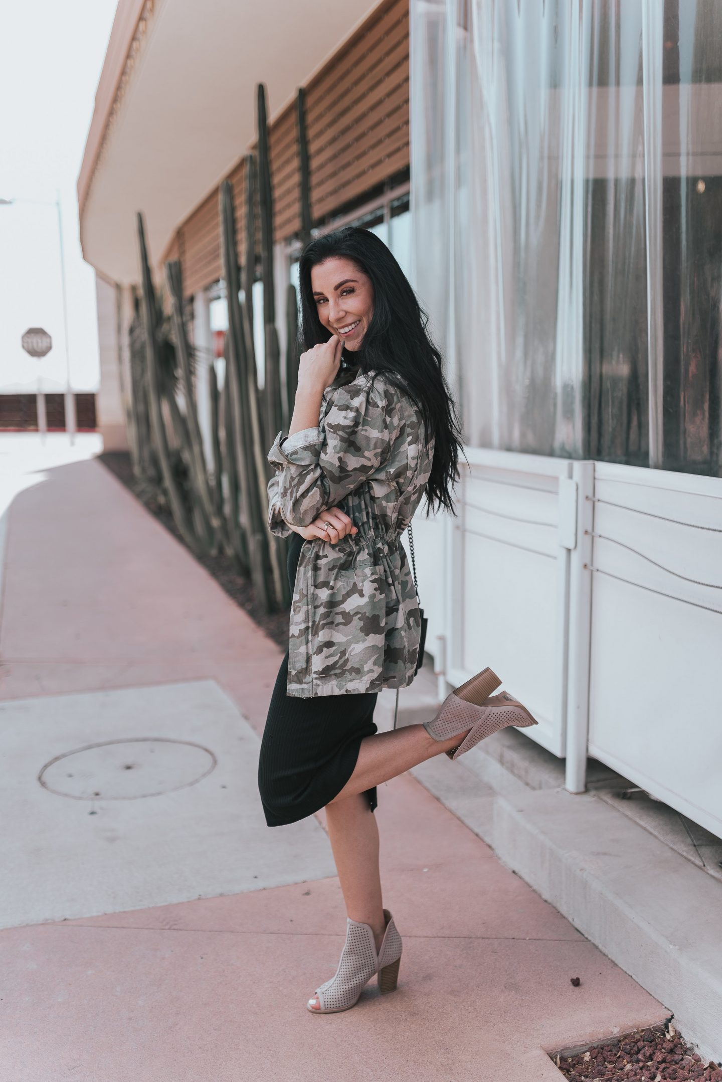 Fall Booties With Qupid