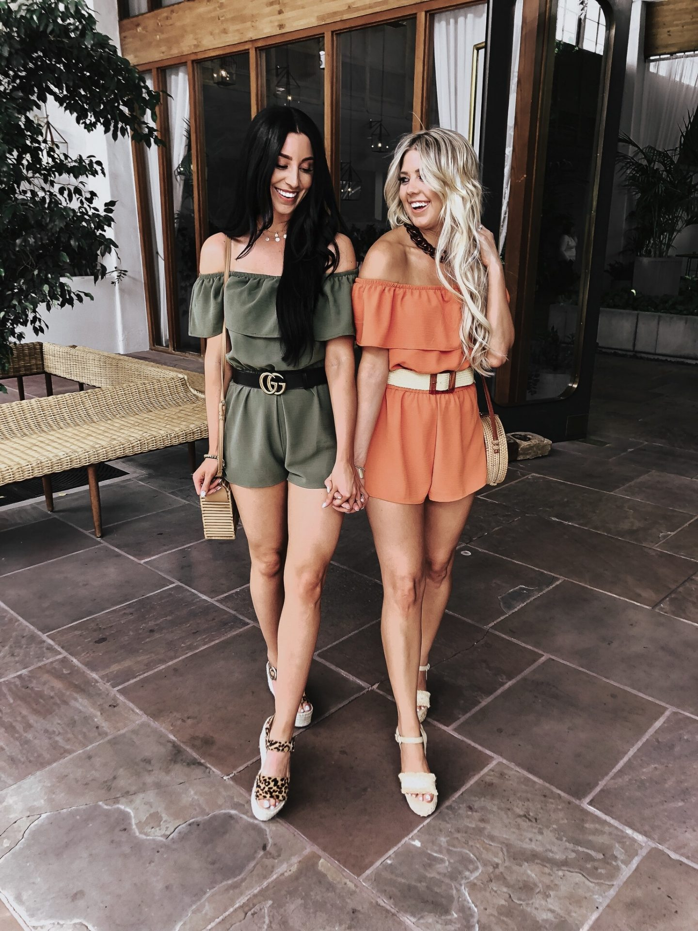 Bestie Goals + Summer Style with Shop Priceless